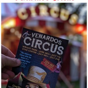 Venardos Circus Family Friendly Traveling Circus