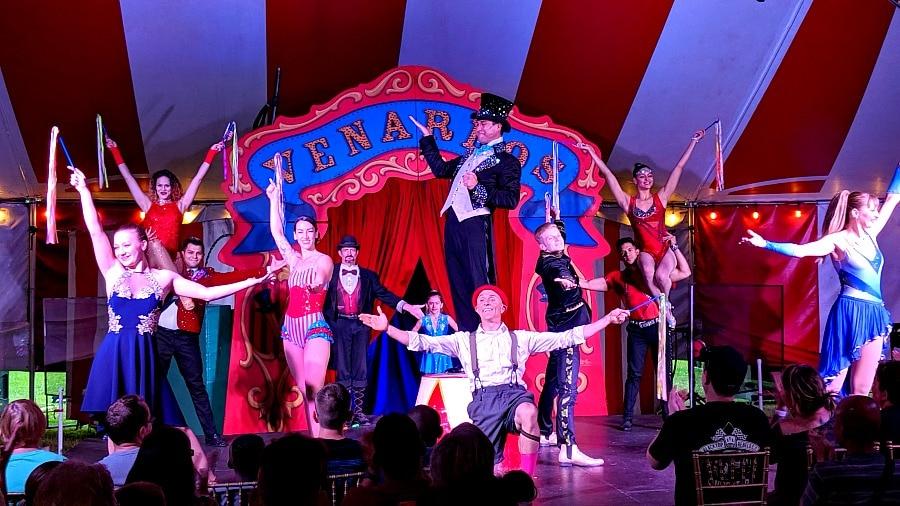 Venardos Circus Finale