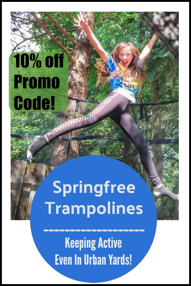 Springfree Trampoline Sale – Exclusive Promo Code to Save 10% Off !