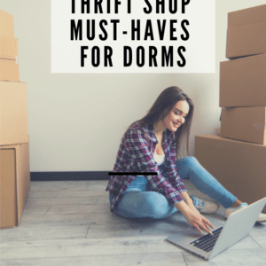 5 Items to Look for at Thrift Shops for Dorm Decor