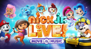 Nick Jr Live Discount Tickets