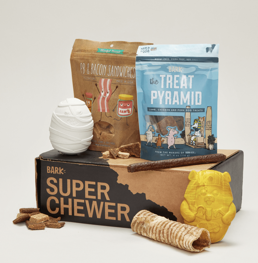 Super Chewer Subscription Box
