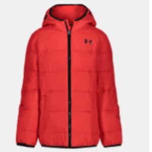 Boys UA Puffer Jacket