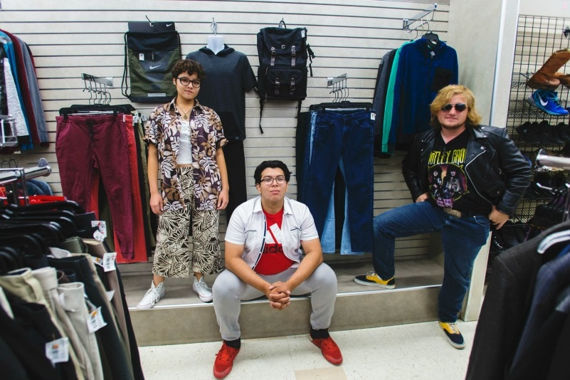 Teen Thrift Store styles