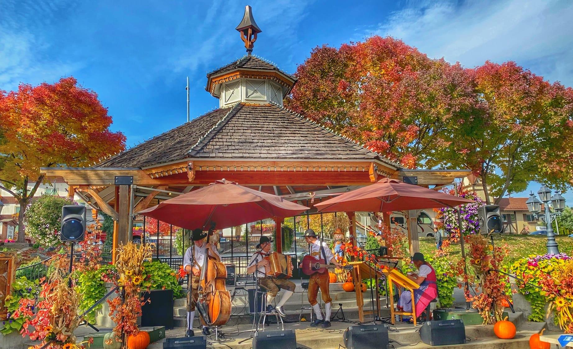 Oktoberfest Festival Leavenworth