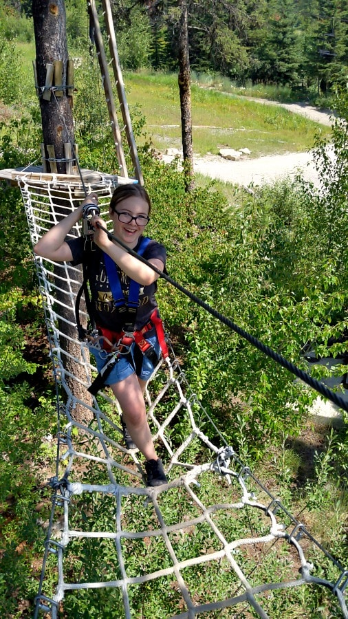 Rope for Aerial Adventure Course