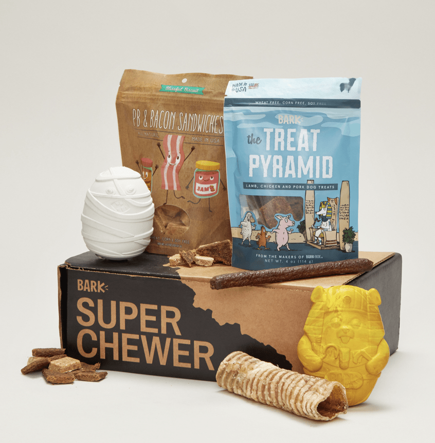 Super Chewer Halloween Box