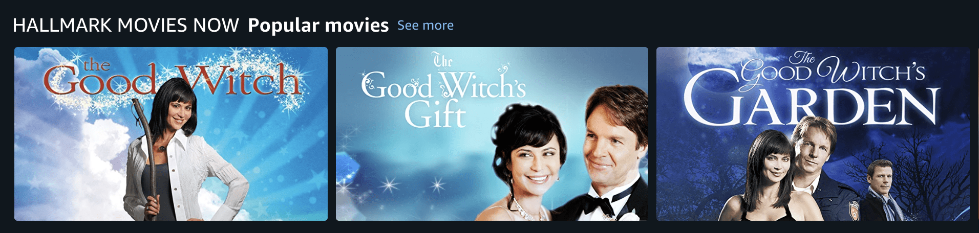 Hallmark Movies Now Channel