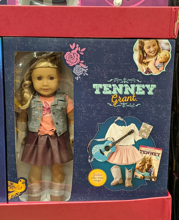 Tenney Doll at Costco
