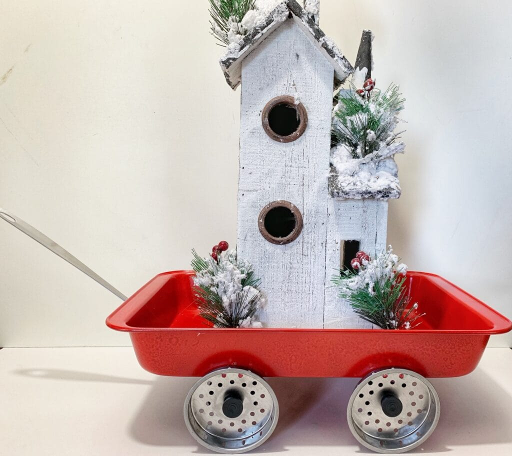 Diy Holiday Decor Items You Can Make With Dollar Store Items Thrifty Nw Mom