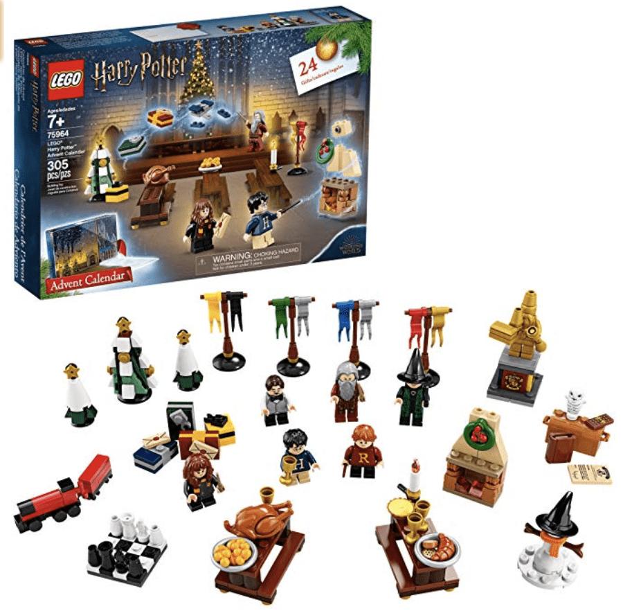 Larry Harry Potter Advent calendar