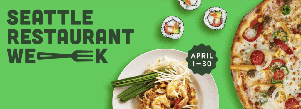 Seattle Restaurant Week – 3 Course Meals for $35