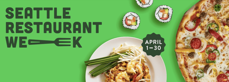 Seattle Restaurant Week 2021