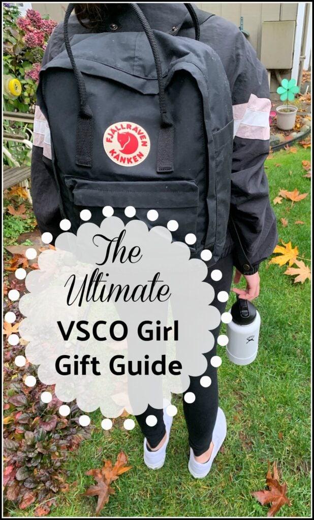 Vsco Girl Gift Guide 10 Items You Can Get That Vsco Girls Like