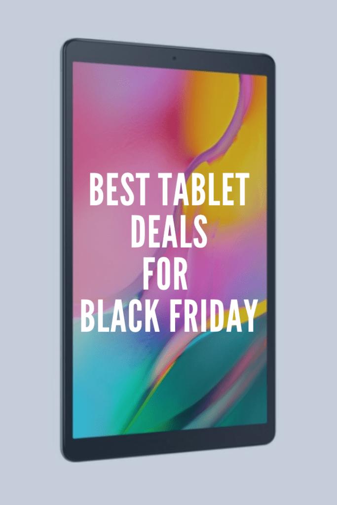 Tablet Black Friday Deal Comparisons