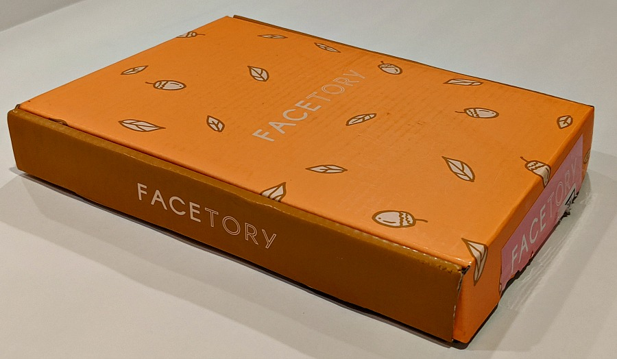 Facetory Subscription Box