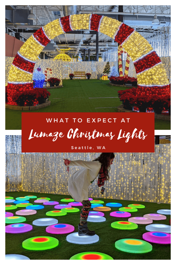 Lumaze Lost in Lights Discount Tickets in Seattle + What to Expect