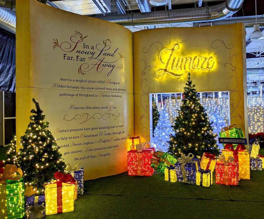 Lumaze Fairytale Christmas