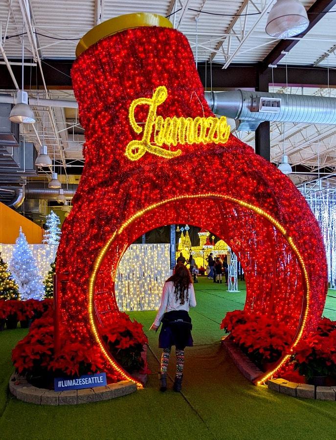 Lumaze Light Garden Displays