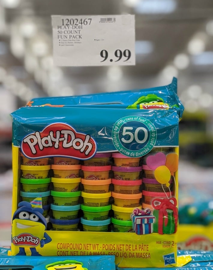 Playdoh 50 Ct Fun Pack