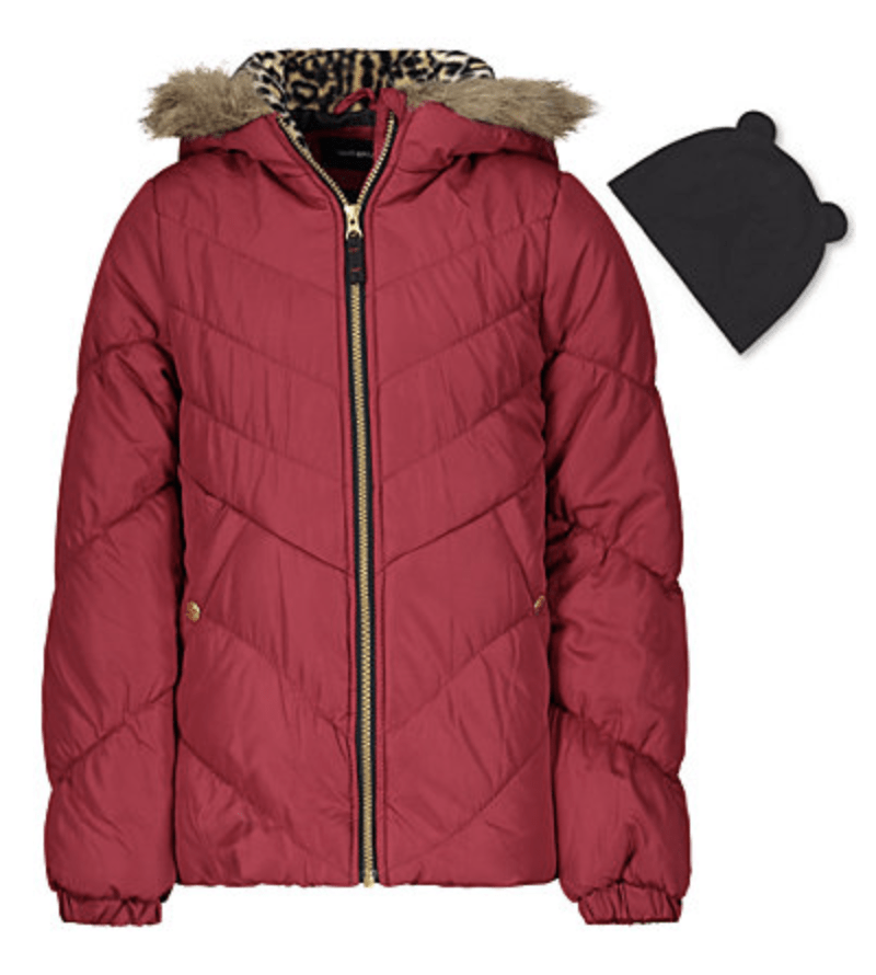 Macys Kids Puffer Coats
