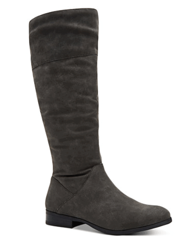 Macys Scrunched Boots