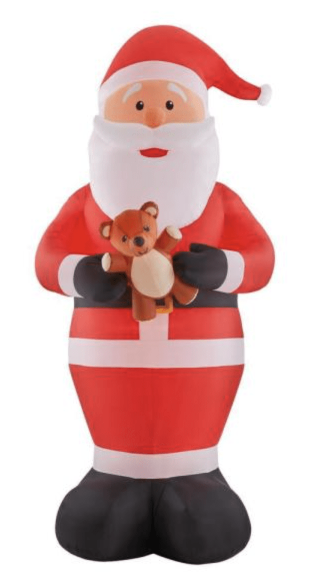12 ft Inflatable Santa