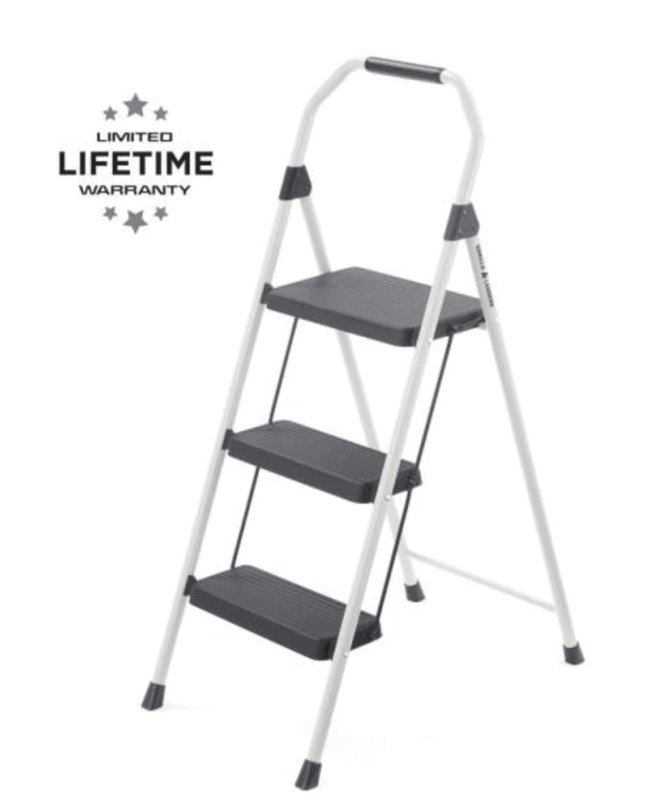 Gorilla ladder step stool