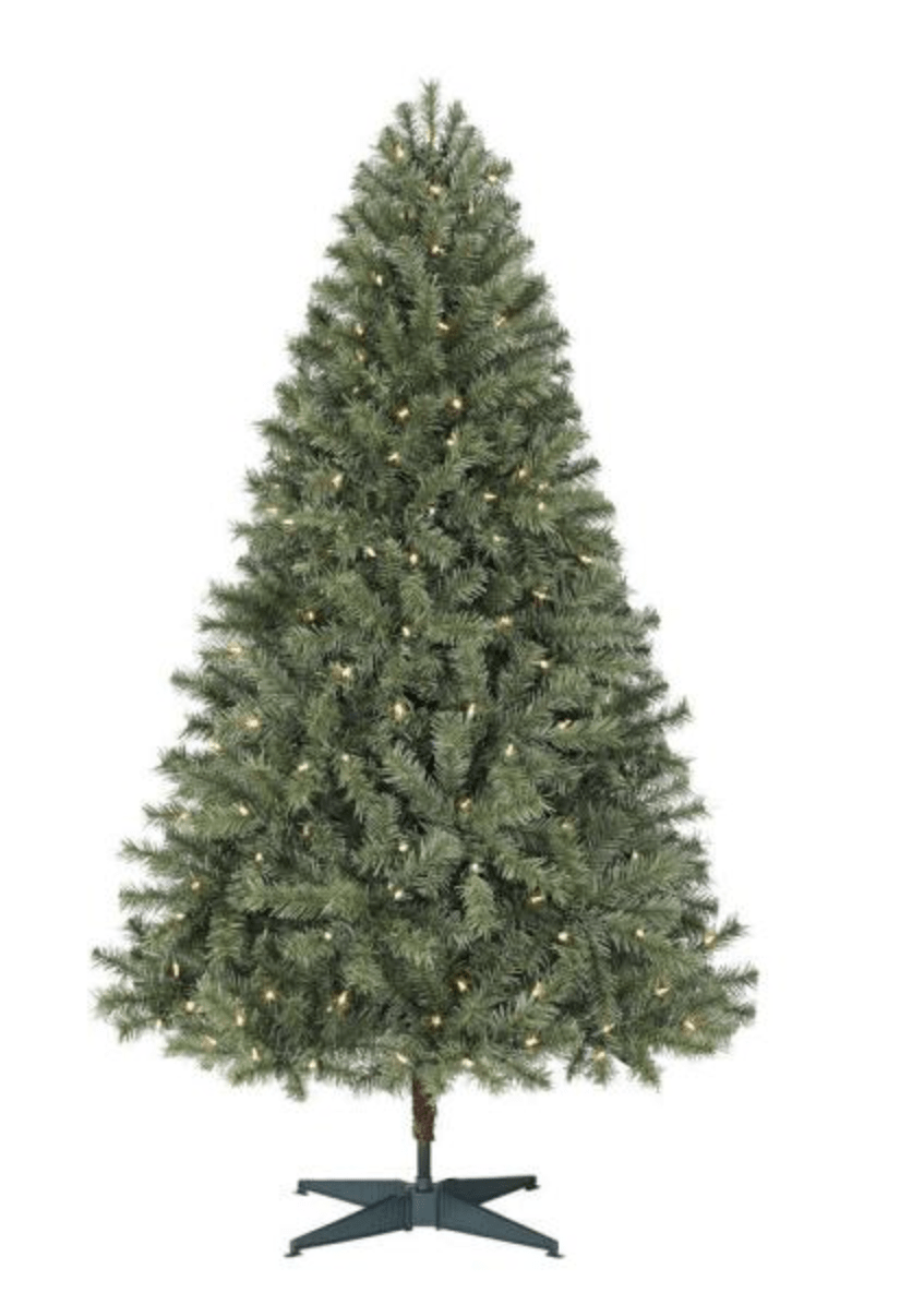 Home Depot Artificial Tree