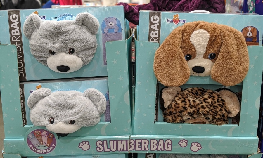 Slumber Bag at Costco