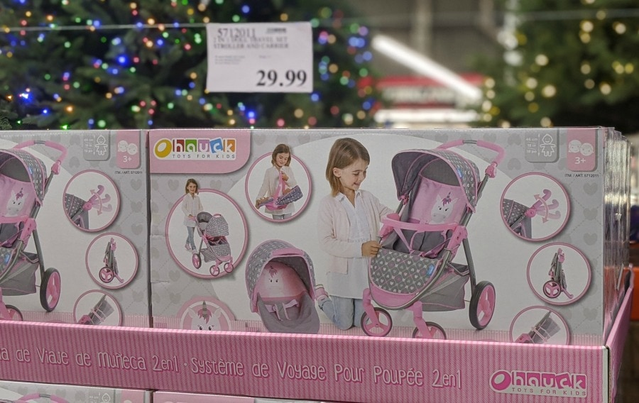 Stroller Set at Costco