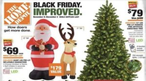 Home Depot Early Black Friday Ad 2020