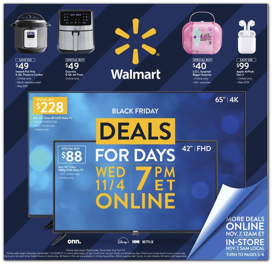 Walmart Black Friday Deals for 2021!
