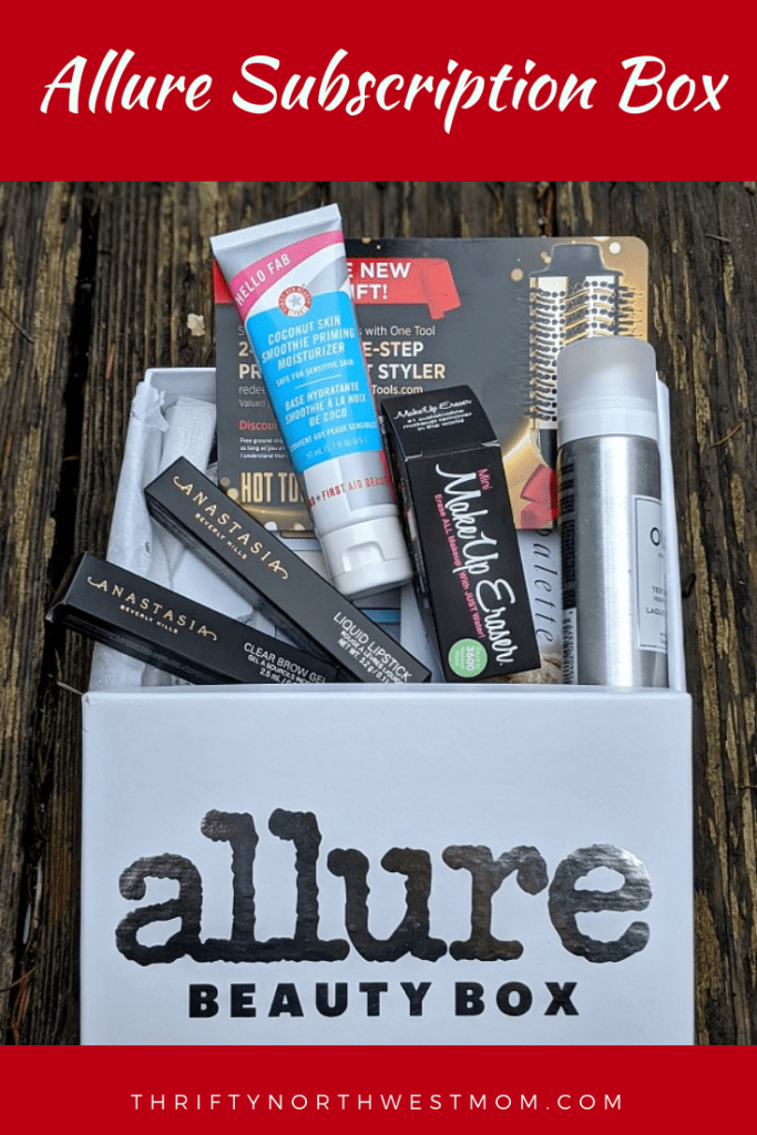 Allure Beauty Boxes – Free Gifts + $23 For Your First Box ($165 Value)