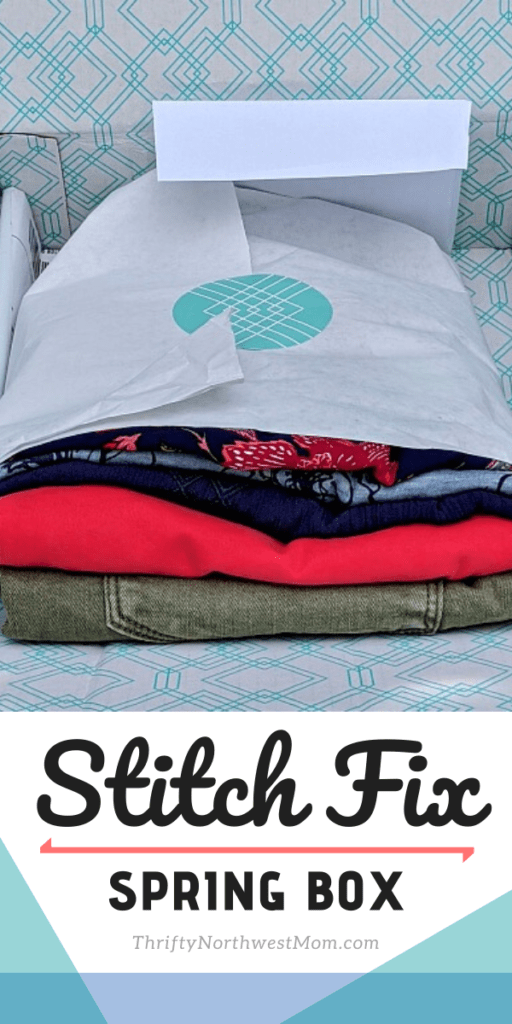 Stitch Fix Spring Review + Gift Card Option!