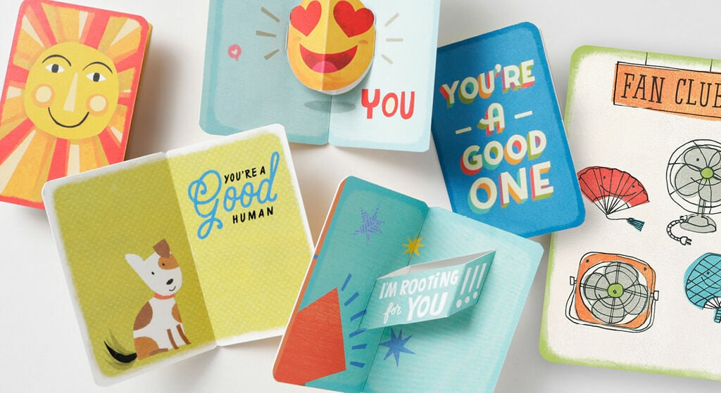 Hallmark Free Cards Every Month & More!