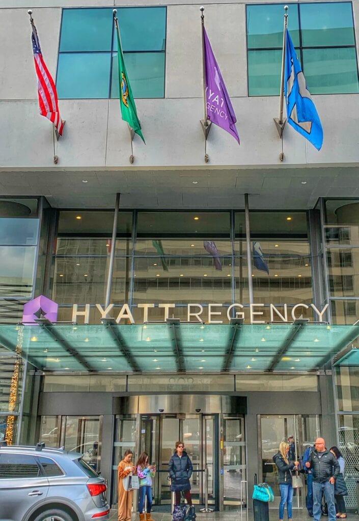 Hyatt Regency in Seattle