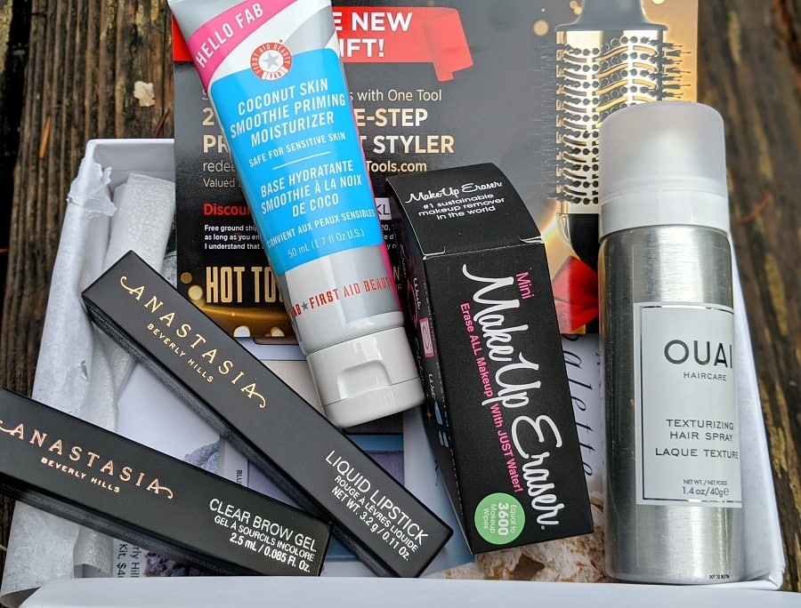 Items Included in Allure Subscription Box