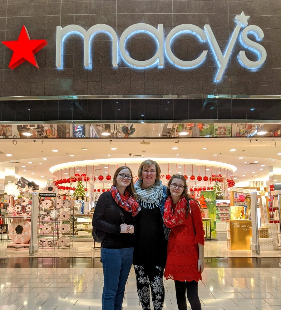 Macy's Holiday Savings + a Macy's Surprise!