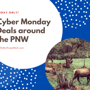 Cyber Monday Deals around the Northwest