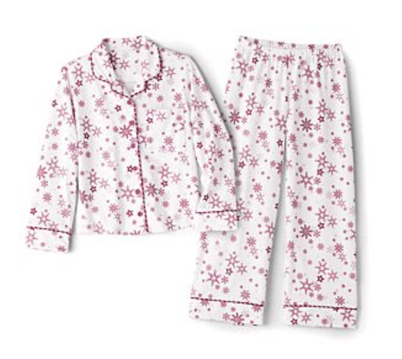Warm Wishes PJs for GIrls