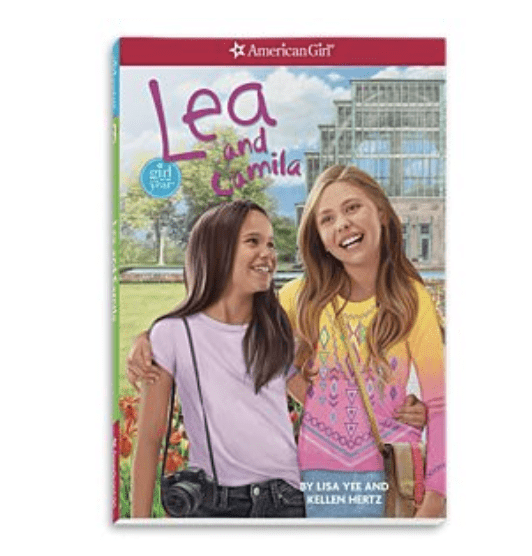 American Girl Lea Book on Sale