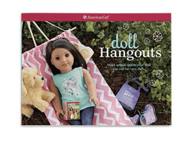 Doll Hangouts Activity Book