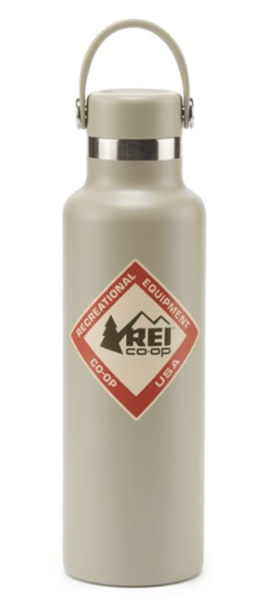 Hydro Flask bottle at REI