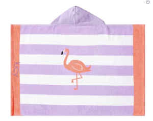 Pottery Barn Flamingo Beach Towel