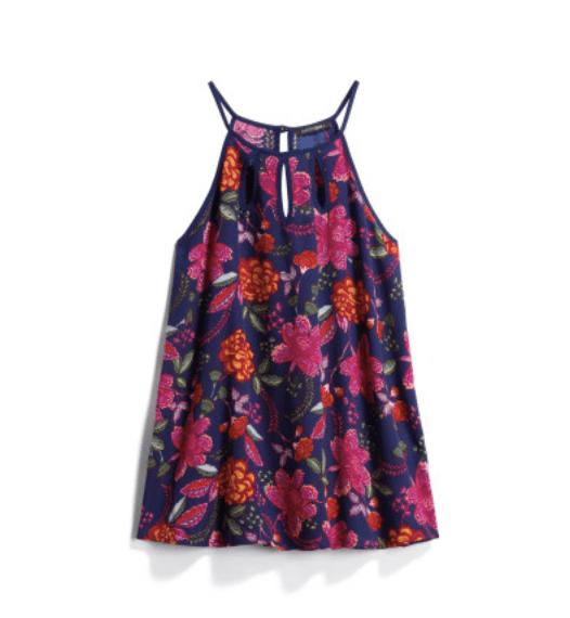Stitch Fix Summer Floral Top