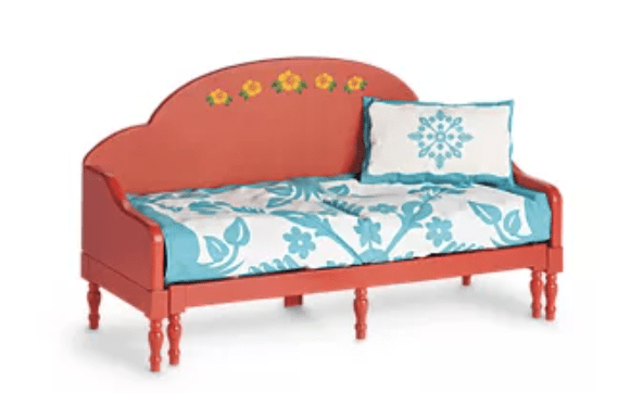 American Girl Nanea Bed