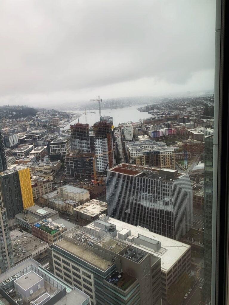 Hyatt Regency Views in Seattle