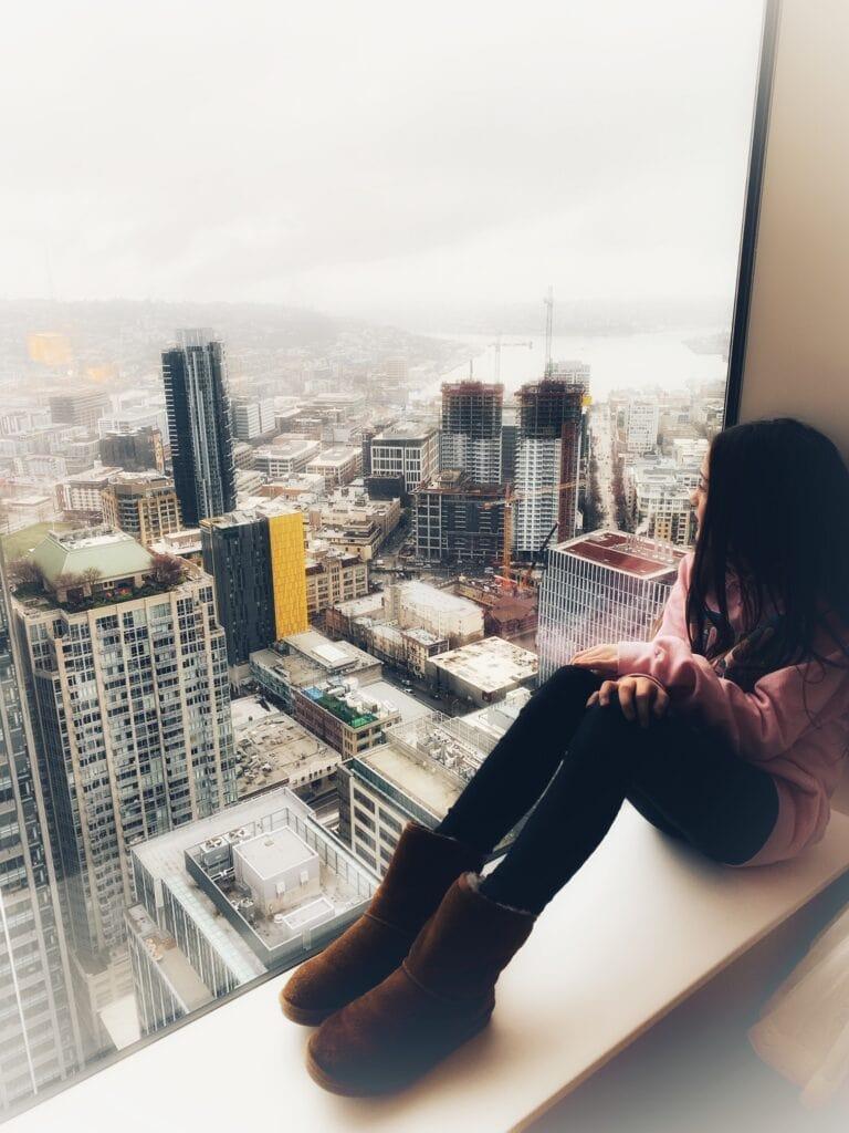 Hyatt Regency Seattle – Wonderful Hotel In The Heart of Downtown Seattlel!