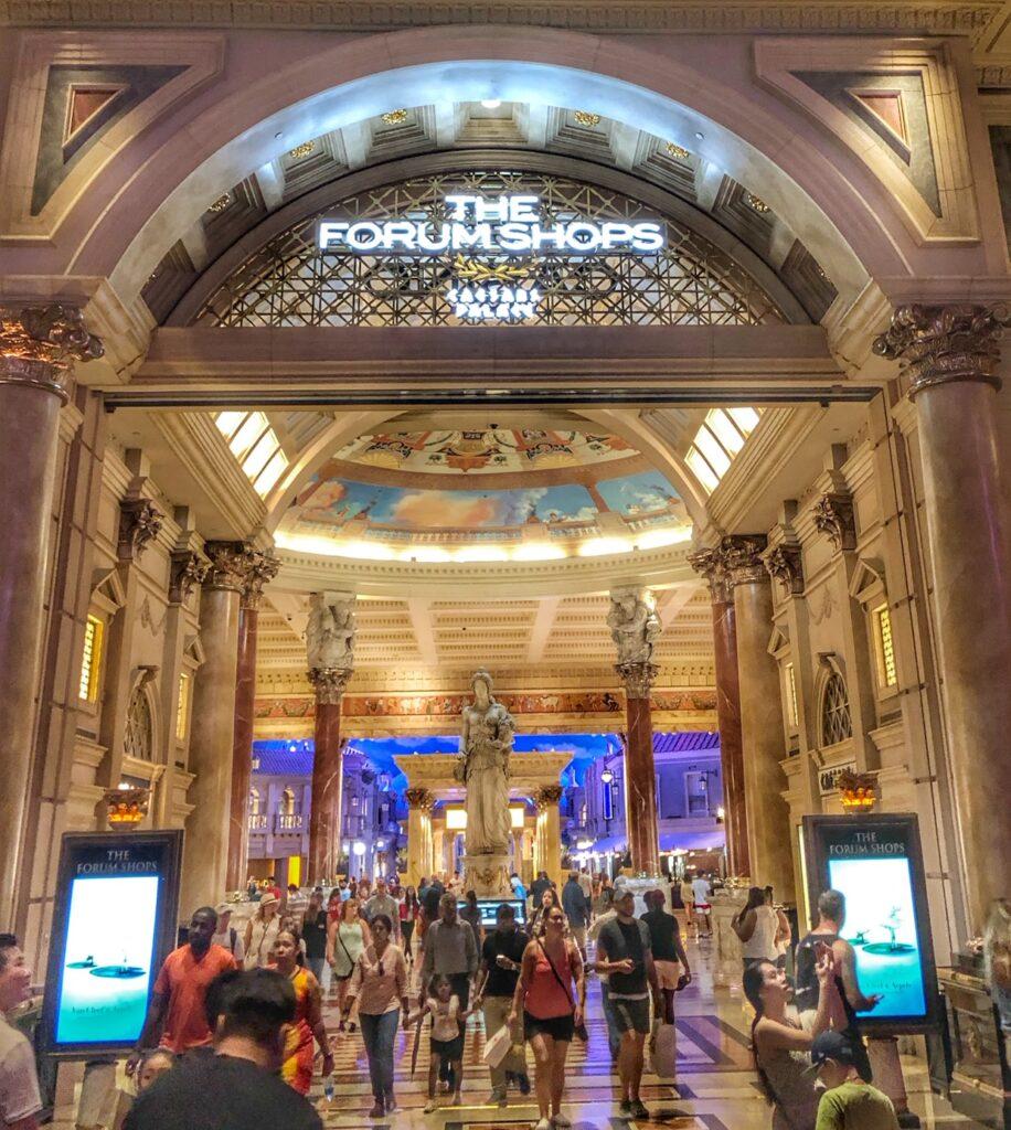 The Forum Shops Las Vegas